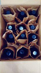 garrafas caixa