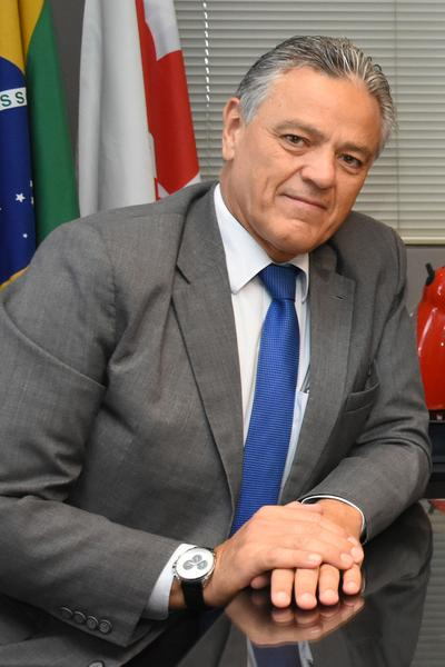 Edgar Guimarães, presidente do IPDA