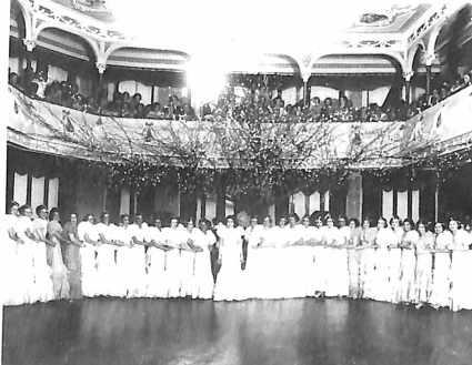 Baile da Primavera 1933