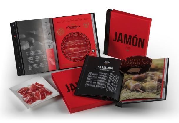 Livro Degustação Jamón - divulgação