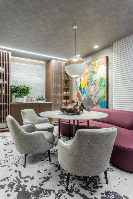 Sala de Almoço - arquiteta Samara Barbosa - crédito Eduardo Macarios