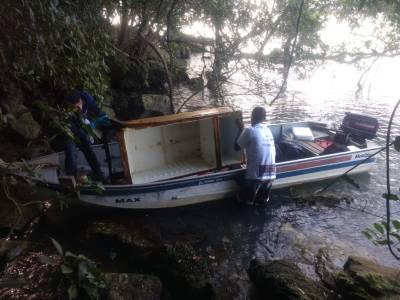 11o Mutirão de Limpeza da Baía de Guaratuba_Crédito Divulgação InPAR (2)