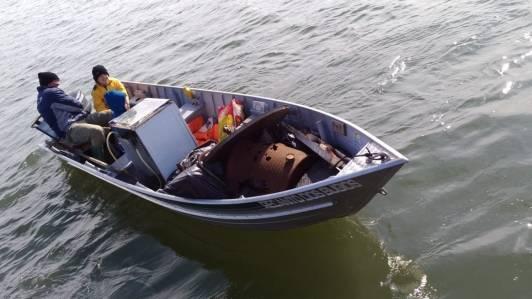 11o Mutirão de Limpeza da Baía de Guaratuba_Crédito Divulgação InPAR (5)