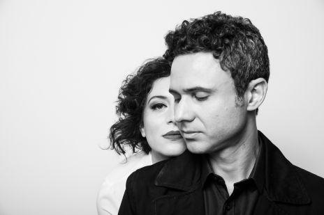 Lívia Nestrovski e Fred Ferreira (Acervo Pessoal)