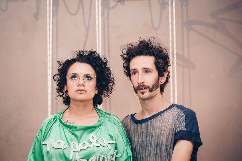Thyfany e Alexandre