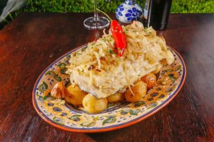 Bacalhau na brasa - Olivenca Cozinha Iberica - Foto Valterci Santos (2)