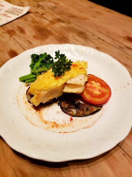 Bacalhau - olivenca bom gourmet