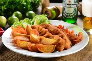 Irish Fish Chips - Sheridans (1)
