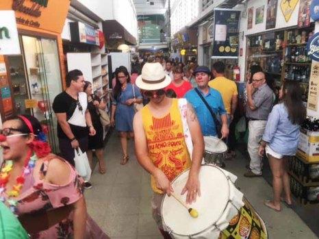 Bailinho de Carnaval Mercado Municipal1