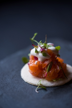 Blini de salmão gravlax_GastroNight +55 Bar_19-02-19