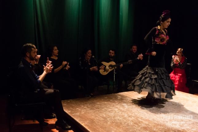 Flamenco na Mateus │ Tablado de Estreno – Projeto do violonista Alê Palma que pretende estimular o acesso do público para esta grande arte que é o flamenco.