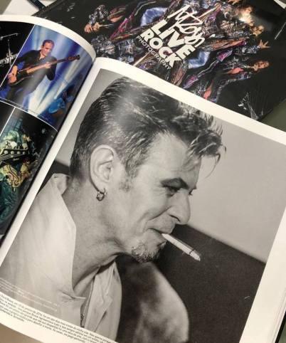 Foto David Bowie M rossi