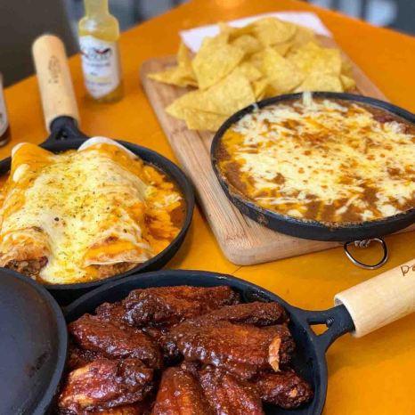 Mexican Hot Wins Encilhadas e NachosLa Santa - Mercadoteca