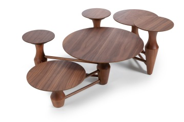 Solar Coffee Tables_Design Vinicius Siega_Lazz Interni_Photo Credit Lazz_G235867