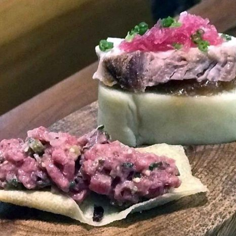 Steak tartare - Pancetta - Mangoo