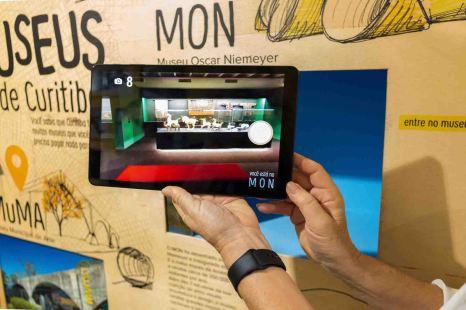 Acervo 3D dos museus de Curitiba - Onibus Museu