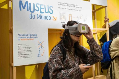 Realidade Virtual - Onibus Museu