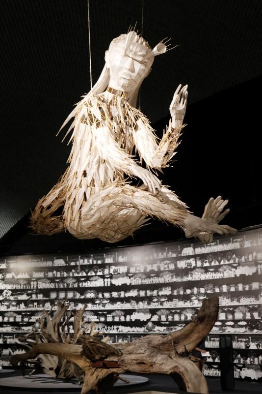 Cobertura no evento de abertura da exposição do Ai Weiwei no Museu Oscar Niemeyer, no dia 02/05/2019. - Foto: Antônio More / MorePress