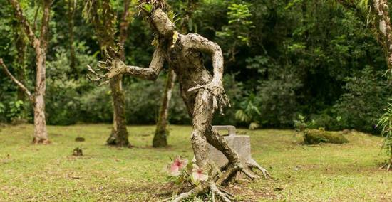 Ekoa escultura