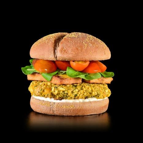 Mister Dea - Veg Burger