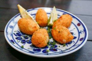 Bolinho de bacalhau - Olivenca (1)