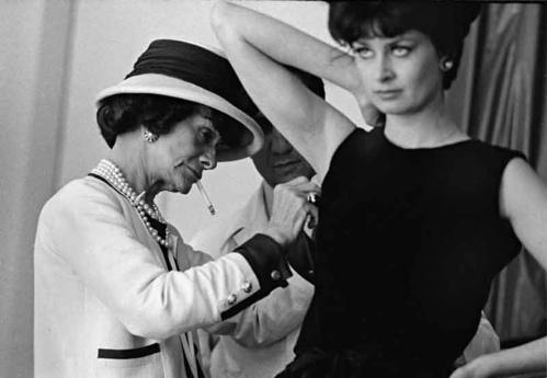 Coco Chanel - Moda e Arte - Solar do Rosario (1)