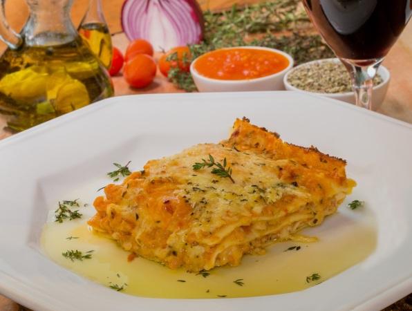 Donna Lena- Lasagna Al Mare -Foto Gean Cavalheiro