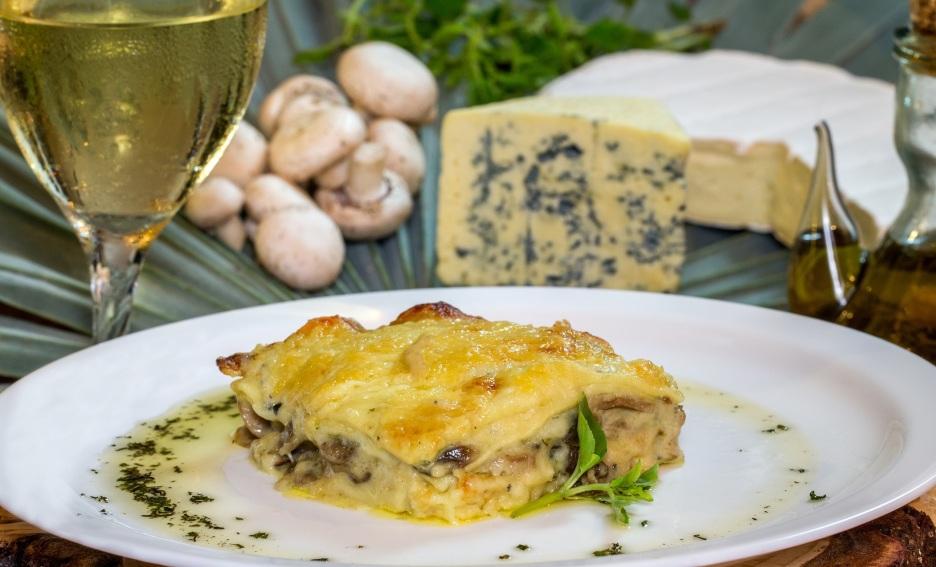 Donna Lena- Lasagna Vegetariana - Foto Gean Cavalheiro