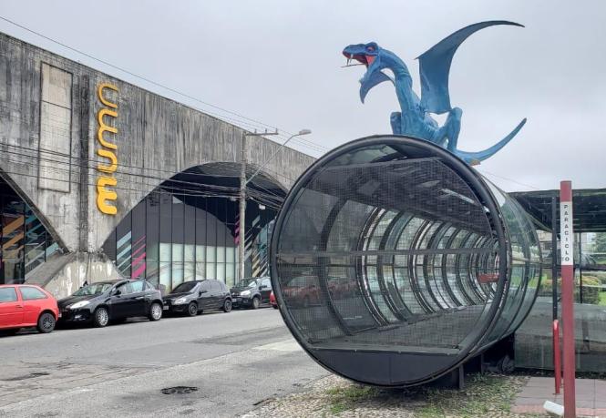 Geek City - Dragão em Curitiba 2