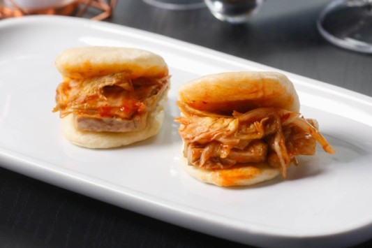 Pork Bao - gastronomia descomplicada