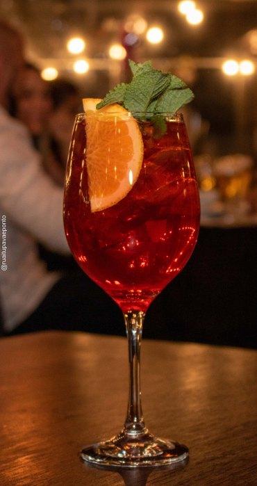 Aperol Spritz é opção refrescante para a temporada de verão - Créd RuaItupavaePonto