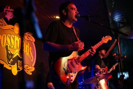 Banda Sexofone se apresenta no Bar Crossroads neste sábado (1) - Cred Carol Costa