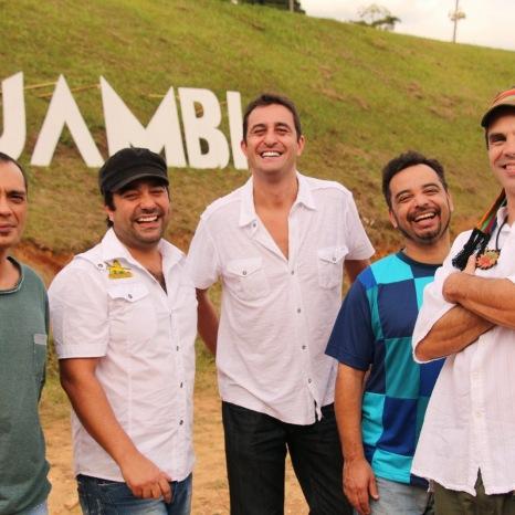 DJAMBI se apresenta na primeira edição do Thunderstruck do ano - Cred Divulgação
