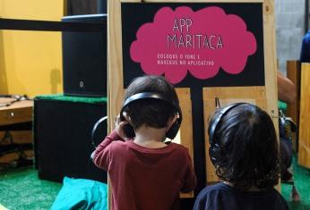 Maritaca - podcast para crianças, pais e educadores 1B