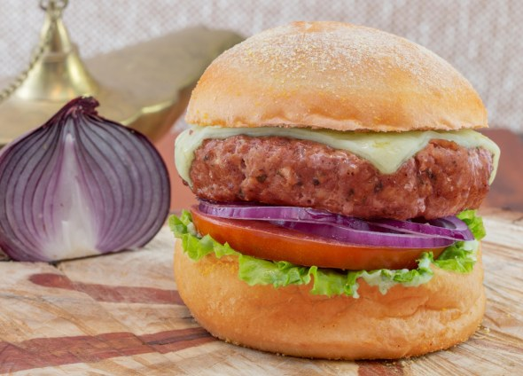 Don Kebab - Hambúrguer de Kafta - Cred Gean Cavalheiro (1)