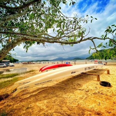 Passauna Guest House - Hospedaria equipada com canoas havaianas