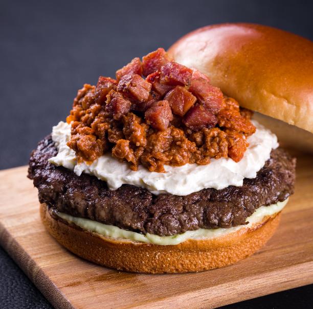 Cidadão do Mundo - Riva Burger