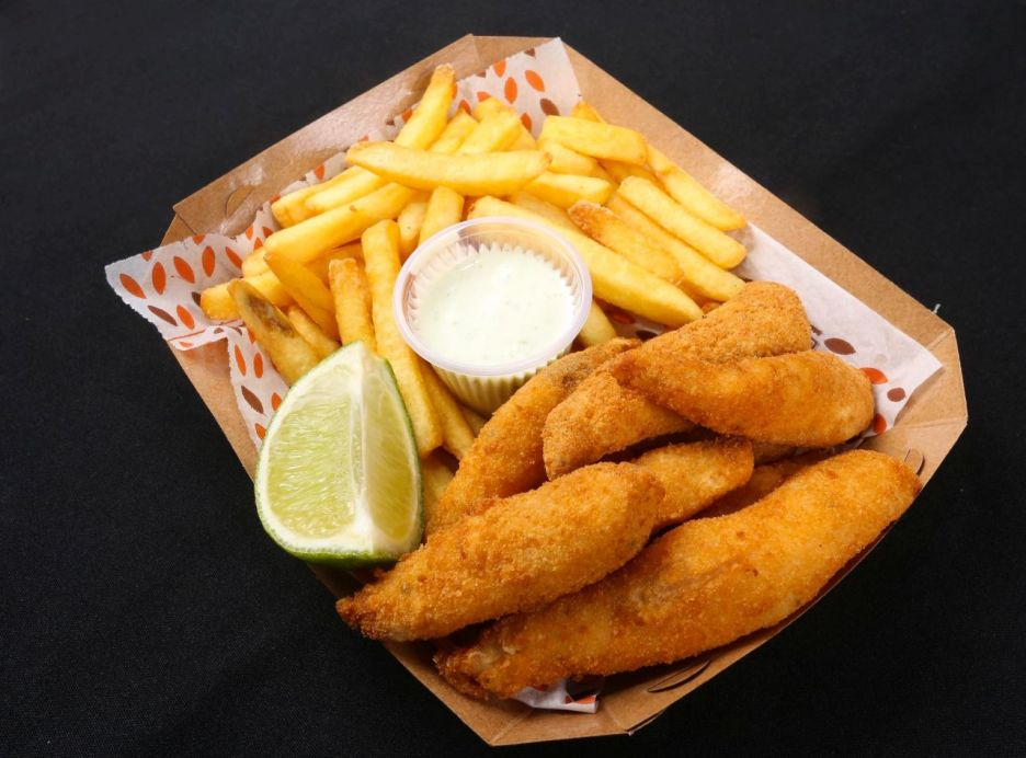 Fish n Chips - Peixe in Box (1)