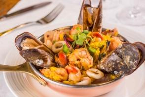 Paella - Armazem Santo Antonio