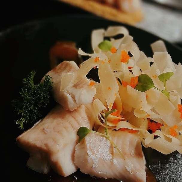 Peixe Branco - Dia dos Namorados do Z Sushi Lounge Bar