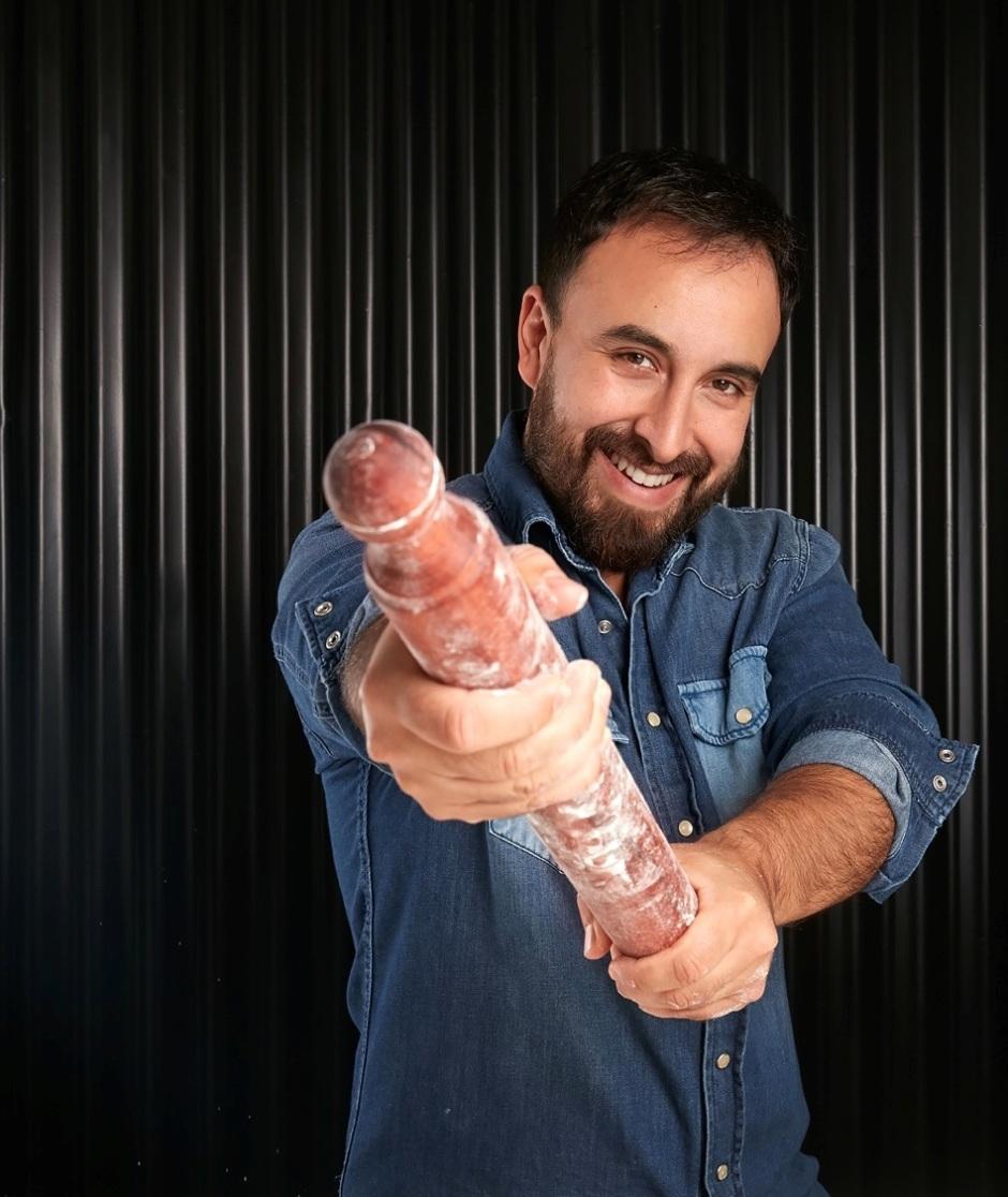 Chef Lucas Fuentes