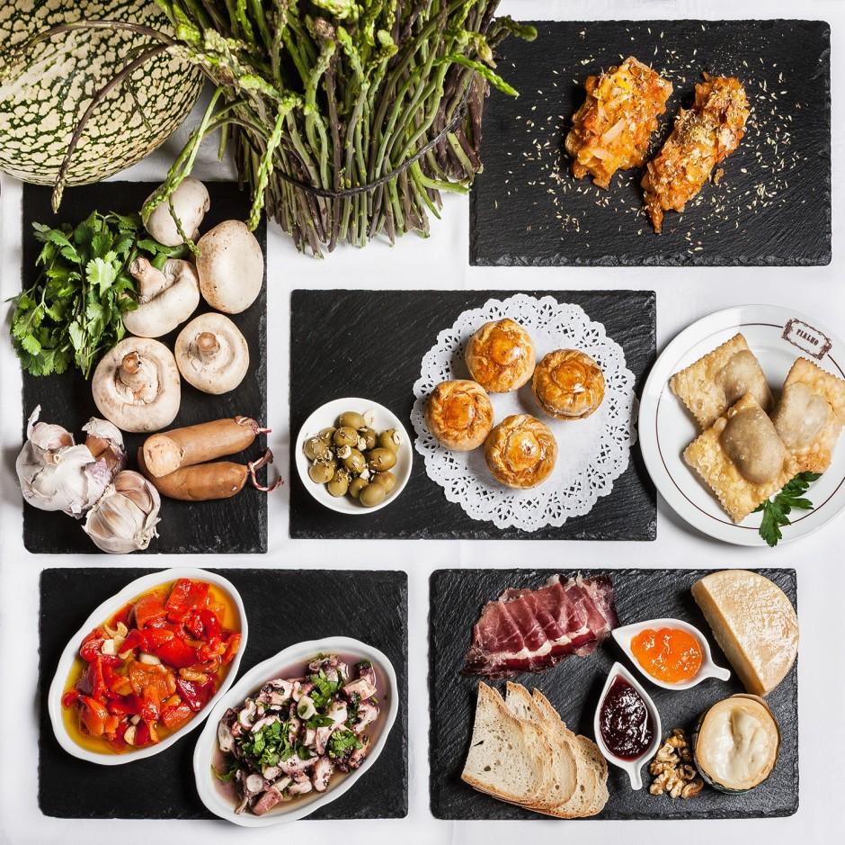 Gastronomia Alentejana 1 - Restaurante O Fialho - Turismo do Alentejo